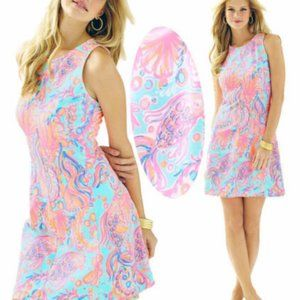 Lilly Pulitzer Felicity Pink Pout Too Much Bubbly